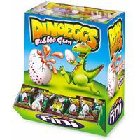 Fini Dino eggs Bubble Gum Kaugummis 200 Stück