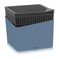 Wenko 50223100 Design Raumentfeuchter Cube 1000g - Blau