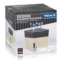 Wenko Luftentfeuchter Design Cube 1000g - Beige