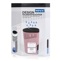 Wenko Luftentfeuchter Design Drop 1000g - Rosa