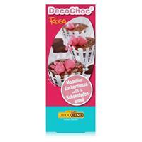 Dekoback Decocino DecoChoc Rosa 100g - Modellier-Zuckermasse