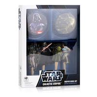 Dekoback Decocino Star Wars Muffin Set - 24 Papier-Muffinformen