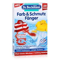 Dr. Beckmann Farb & Schmutz Fänger - Verfärbungsschutz 28 Tücher (1er Pack)