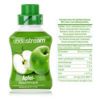 SodaStream Sirup Apfel 500ml Flasche