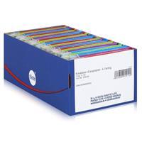 Küchle Knabber Esspapier 4-farbig 625g - Verschiedenen Geschmäckern (1er Pack)