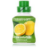 SodaStream Sirup Zitrone naturtrüb 375ml