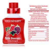SodaStream Sirup Rote Beeren 375ml
