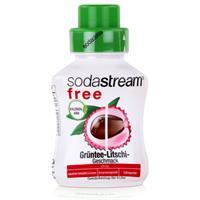SodaStream Sirup free Grüntee-Litschi 375ml