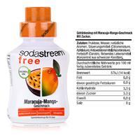 SodaStream Sirup free Maracuja-Mango 375ml