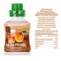 SodaStream Sirup Ice Tea Pfirsich 375ml