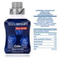 SodaStream Sirup Cola ohne Zucker 500ml