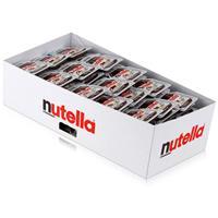 Ferrero Nutella Mini Brotaufstrich Schokolade 120x15g - Nuss-Nougat (1er Pack)