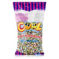Cool Minibonbons Fruchtgeschmack 3kg - Hartkaramellen