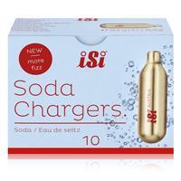 iSi Soda Chargers Sodakapseln 10 Kapseln