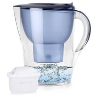 BRITA Marella XL 3,5L Wasserfilter Blau & 1x Maxtra+ Kartusche