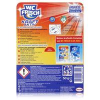 Henkel WC Frisch Kraft Aktiv Frische Brise mit Dauer Duft-Kern (1er Pack)