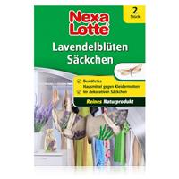 Nexa Lotte Lavendelblüten Säckchen 2 stk. - Reines Naturprodukt