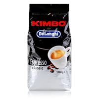 Delonghi Kimbo Espresso classic 1kg - Kaffeebohnen, Bohnenkaffee (1er Pack)