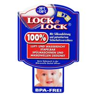Lock&Lock HPL805 Vorratsdose 180ml