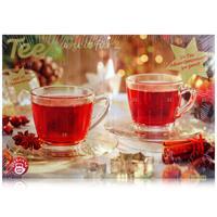 Teekanne Adventskalender für 2 - Adventsmomente zu zweit 103g