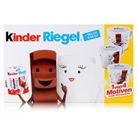Ferrero Kinder Riegel 10er Packung 210g & eine Sammel-Tasse