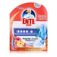 WC Ente Frische Siegel Starter Set Blüten-Oase - 6 Gel Siegel