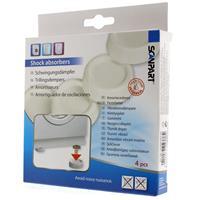 SCANPART Schwingungsdämpfer für Wasch-, Geschirrspülmaschine und Trockner
