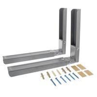 SCANPART Microwellenhalterung silber
