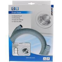 SCANPART Ablaufschlauch 1,5 m - Für Wasch- und Spülmaschinen