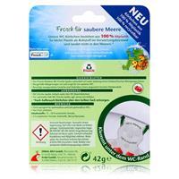 Frosch Himbeer WC-Frische-Spüler 42g - Reinigend mit Himbeerfrische (1er Pack)