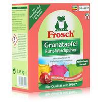 Frosch Granatapfel Bunt-Waschpulver 1,35 kg - Mit fruchtigem Duft