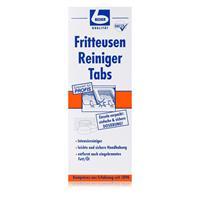 Dr. Becher Fritteusen Reiniger Tabs 500g - Kraftvolle Reinigung