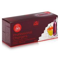 iSi Sahnekapseln Professional Chargers 50x8,4g