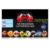 Premium Scents Auto Lufterfrischer Set 18 stk.