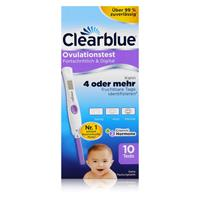 Clearblue Ovulationstest Fortschrittlich & Digital - 10 Tests