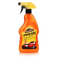 Armor All Speed Wax Detailer-Spray 500ml - Verstärkt Glanz und Schutz (1er Pack)