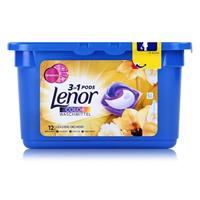 Lenor 3in1 Pods Goldene Orchidee Colorwaschmittel 316,8 - 12 WL (1er Pack)
