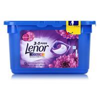 Lenor 3in1 Pods Amethyst Blütentraum Colorwaschmittel 316,8 - 12 WL