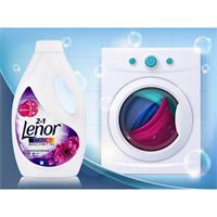 Lenor Colorwaschmittel Amethyst Blütentraum 935ml - Mit Farbschutz
