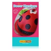 Dekoback Decocino Decor Marzipan Rot 200g