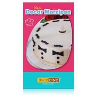 Dekoback Decocino Decor Marzipan Weiß 200g - Ideal zum Modellieren
