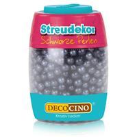 Dekoback Decocino Streudekor Schwarze Perlen 65g-Gluten & Laktosefrei