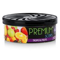 Premium Scents Auto Lufterfrischer Tropical Fruits MIt Regulierdeckel (1er Pack)