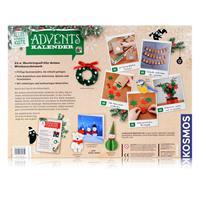 Kosmos Adventskalender - 24 Überraschungstüten mit Bastelmaterial