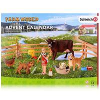 Schleich Farm World Adventskalender - Abenteuer auf dem Bauernhof (1er Pack)