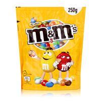 M&M´s Peanut Beutel 2x250g & eine Sammel-Tasse ( Farbauswahl nicht möglich )