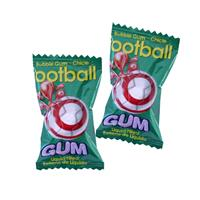 Fini Booom Bubble Gum Sports Football 200 Stk. im Karton