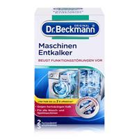 Dr. Beckmann Maschinen Entkalker 2 x 50g
