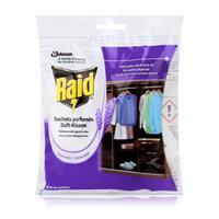 Raid Duft-Kissen Lavendel 18x1,5g - Duft für bis zu 2 Monate