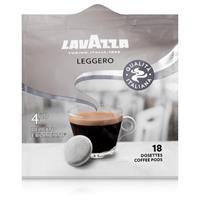 Lavazza Kaffeepads Leggero 18 Pads